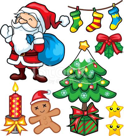 christmas cartoon stock vector freeimages com christmas cartoon stock vector