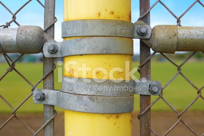 Metall Zaun Stockfotos Freeimages Com