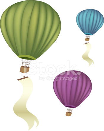 Palloni Ad Aria Calda.Palloni Ad Aria Calda Vettoriale Stock Vector Freeimages Com