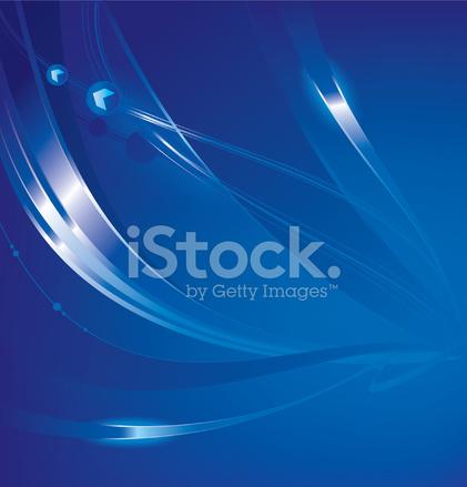 Sfondo Blu Lucido Stock Vector Freeimagescom