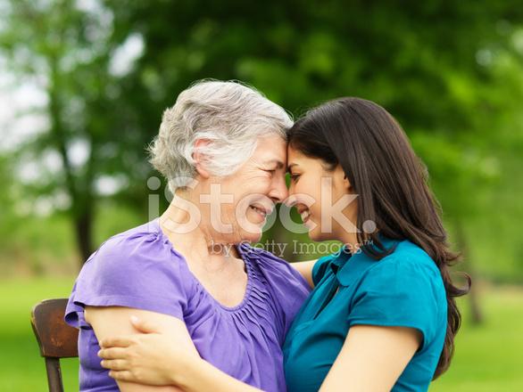 Mormor dating barnbarn