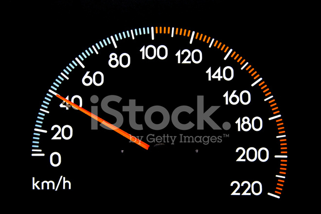 speedometer 40 kmh stock photos. Black Bedroom Furniture Sets. Home Design Ideas