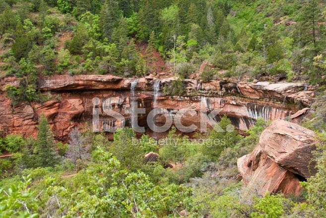 Premium Stock Photo Of Wasserfall AM Unteren Smaragdgrünen Pool