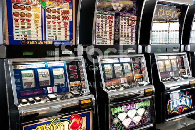 вегас игровые автоматы