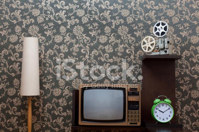Seventies Interior Design Stock Photos - FreeImages.com