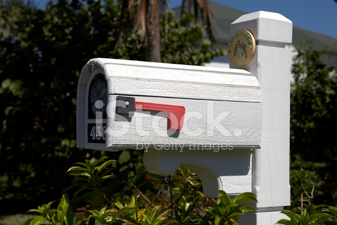 Mailbox Types Of Shelters : Us mailbox stock photos freeimages