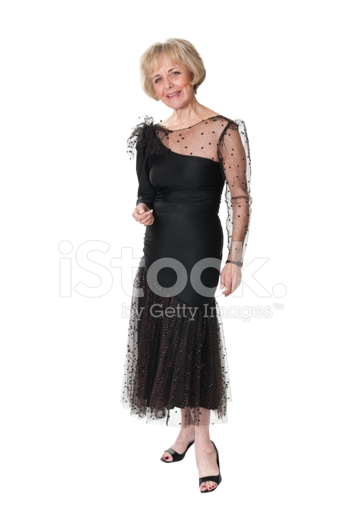 Formally Dressed Senior Woman Stock Photos Freeimages