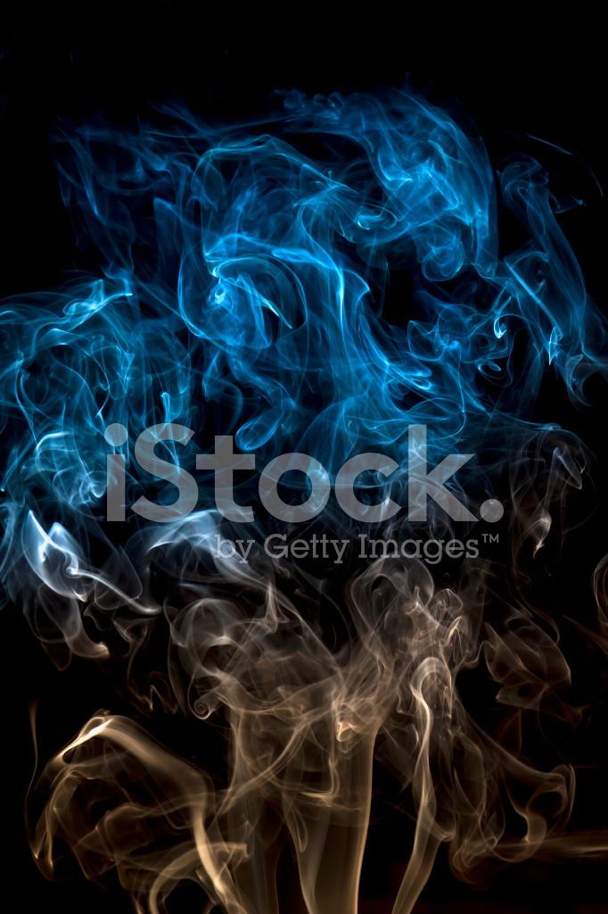 фотки с дымом сигарет