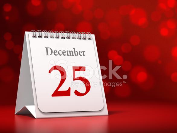 Weihnachten Datum.Kalender Mit Weihnachten Datum Stockfotos Freeimages Com