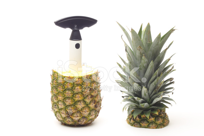 Pineapple carving stock photos for Pineapple carving designs