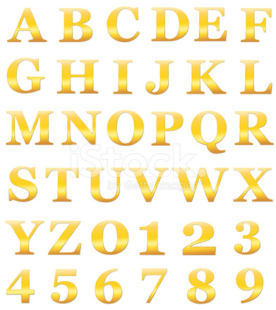 Letters In Roman Numerals