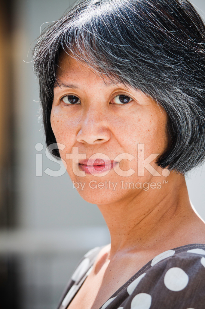 Mature Asian Woman Stock Photos - Freeimagescom-6271