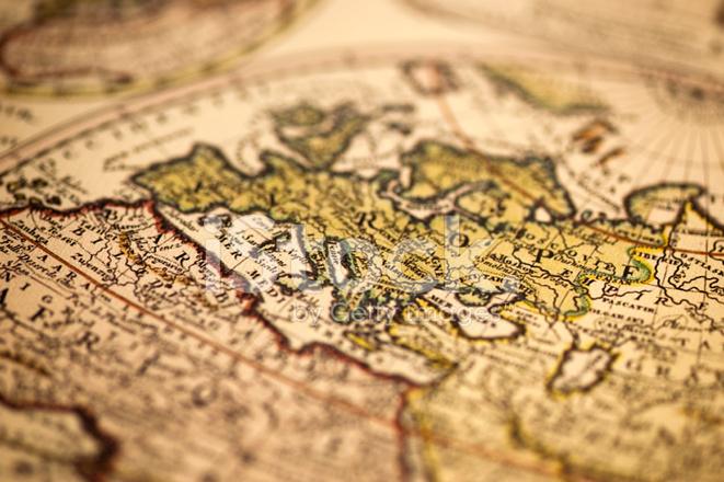 Ancient Europe World Map Stock Photos Freeimages Com