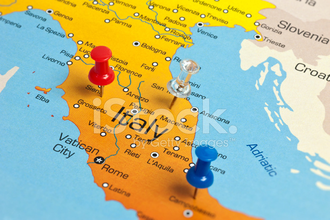 Forli Italy Map.Italy Map Stock Photos Freeimages Com