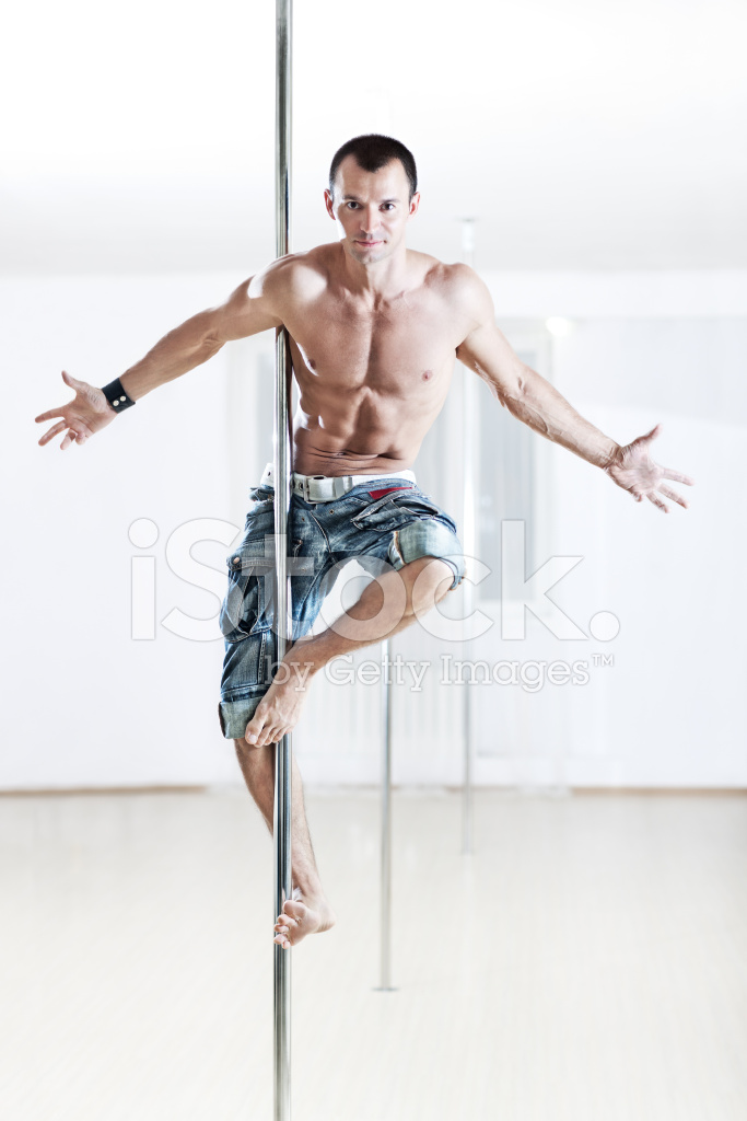 pole dance homme