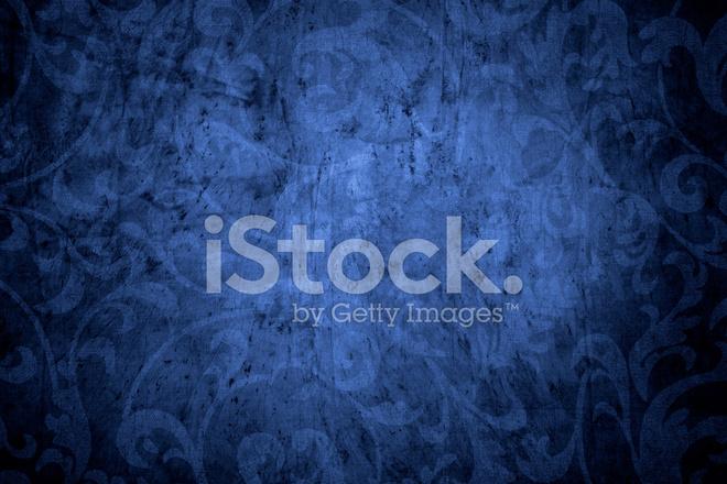 Plano DE Fundo Azul Vintage Fotos Do Acervo