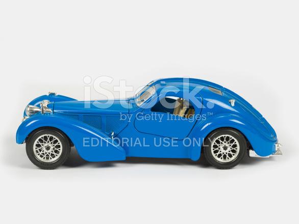 Old Fashioned Bugatti