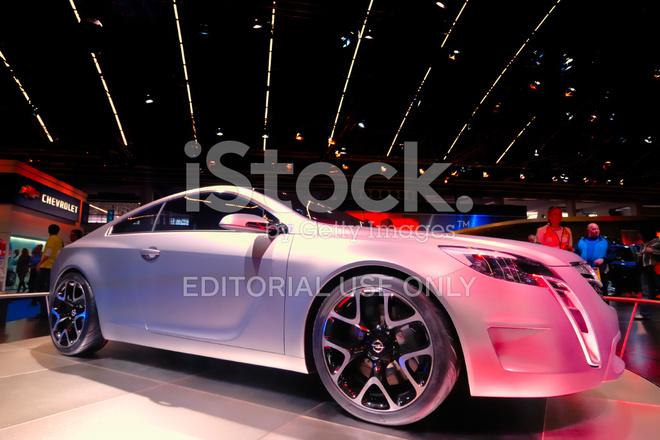 Opel Gtc Concept Stock Photos Freeimages