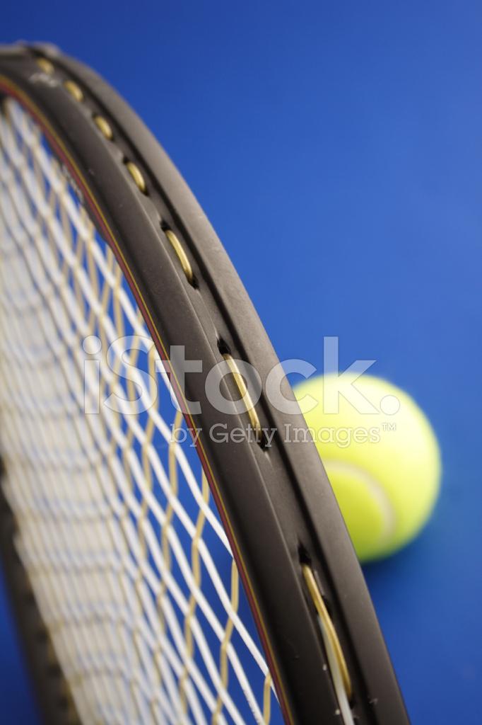 3ba0f2401 Raquete DE Tênis E Bola Fotos do acervo - FreeImages.com