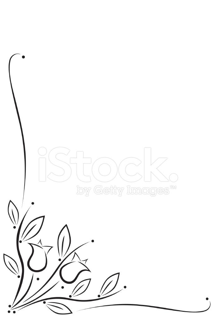 ɻ�色和白色的花背景 Stock Vector Freeimages Com