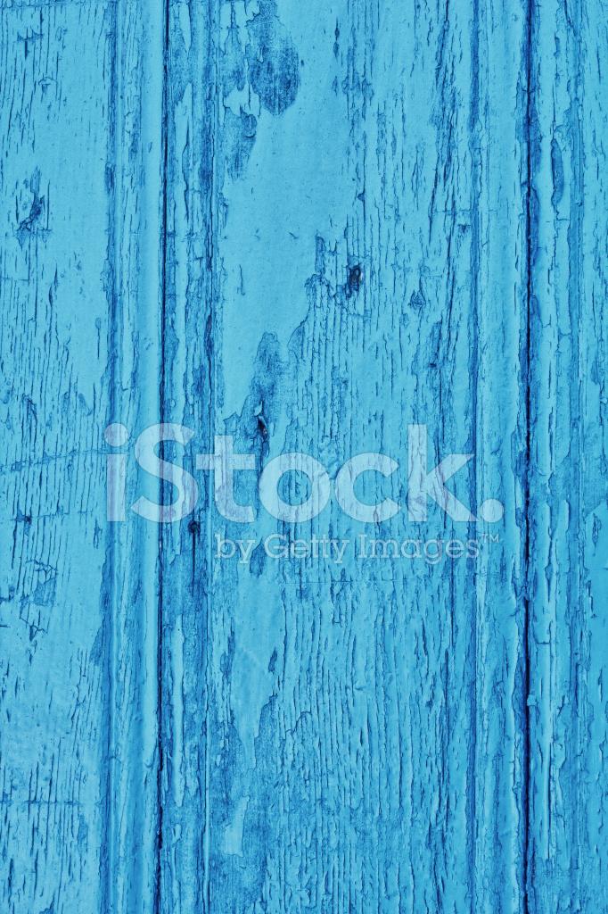 Plano DE Fundo Azul Lavado DE Madeira Fotos Do Acervo