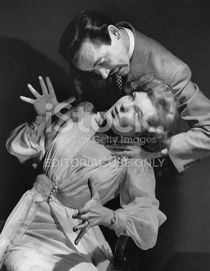 strangling women scenes movies