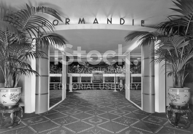 Normandie Interior Stock Photos FreeImagescom