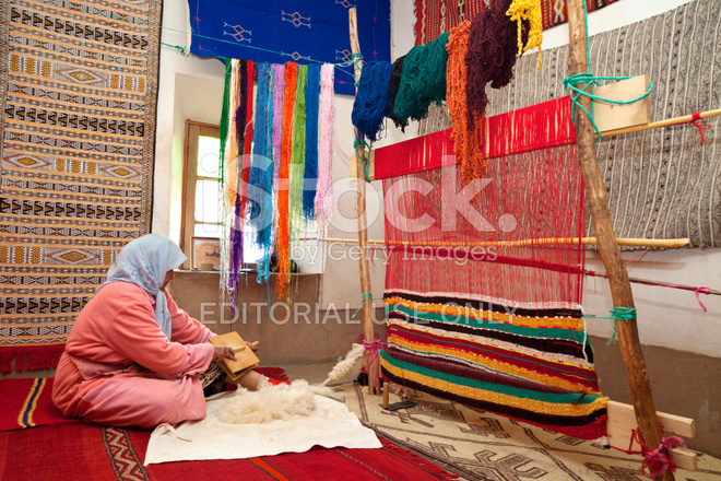 Tappeti Berberi Del Marocco: Tappeti berberi tribali ...