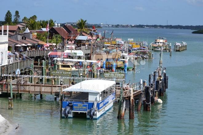 John 39 s pass boardwalk village in madeira beach florida for John s pass fishing charters