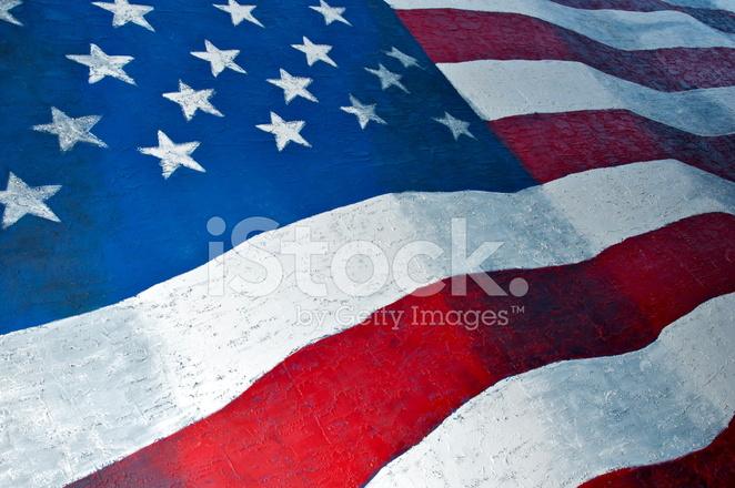 Amerikan Bayrağı Boyama Doku Stok Fotoğrafları Freeimagescom