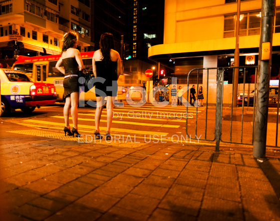 Гонкога проститутки