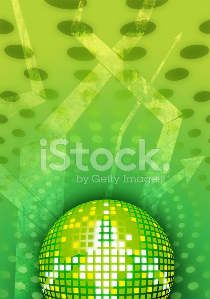green disco spiegel bal achtergrond stockfoto s freeimages com