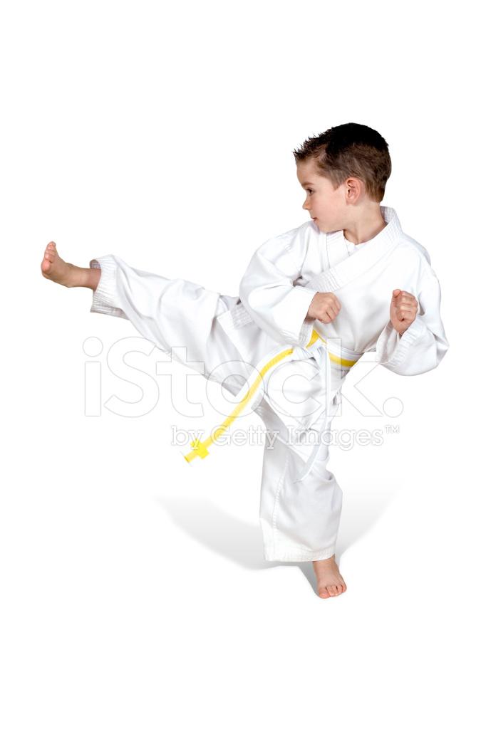 Karate Kid Stock Photos FreeImagescom