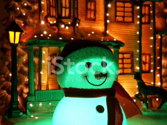 Gloeien van binnen decoratie van kerstmis stockfoto s freeimages