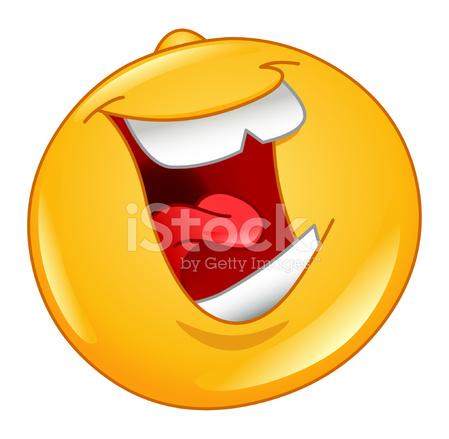 Gargalhando
