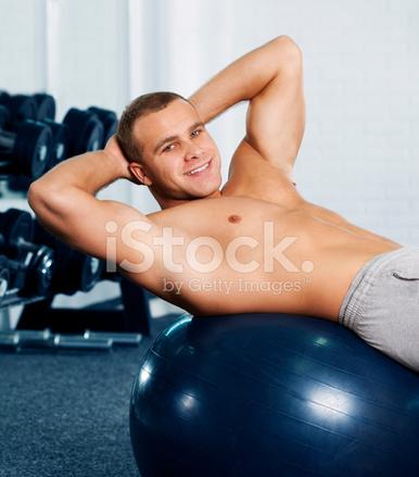Фитнес спорт метросексуалов