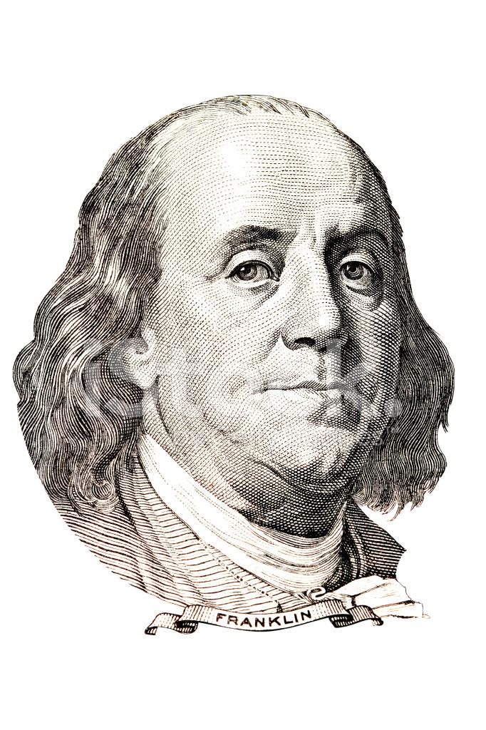 Benjamin Franklin Portrait Stock Photos Freeimages Com