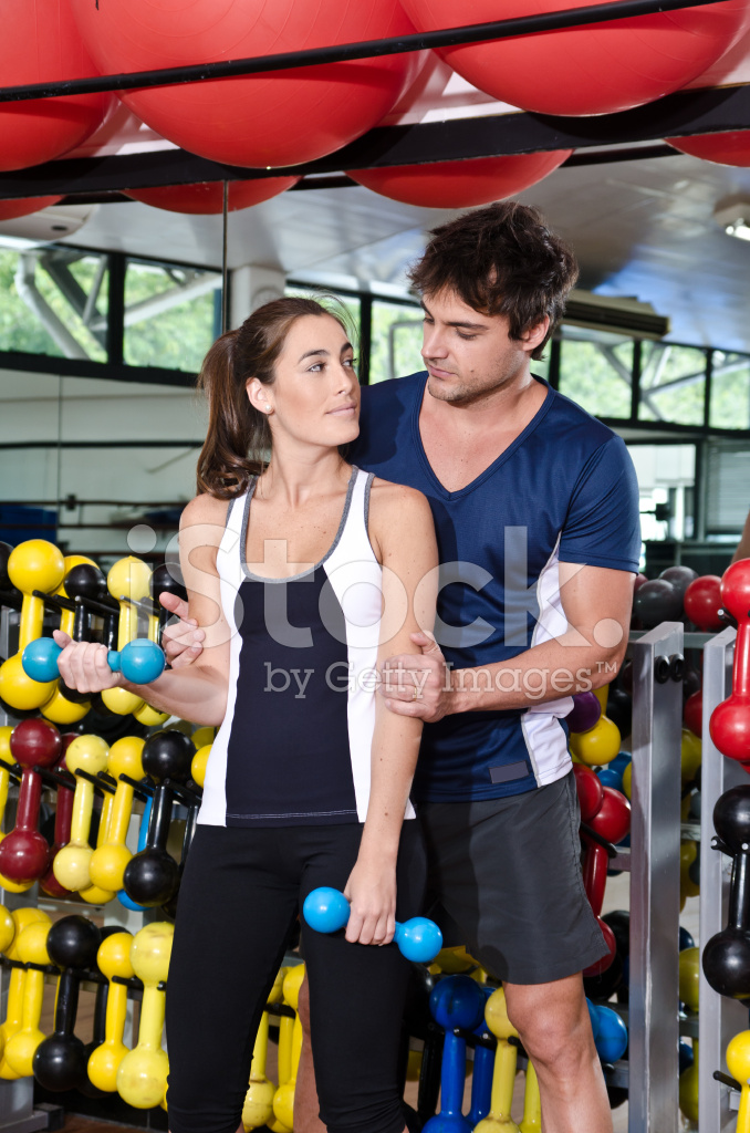 flirten personal trainer