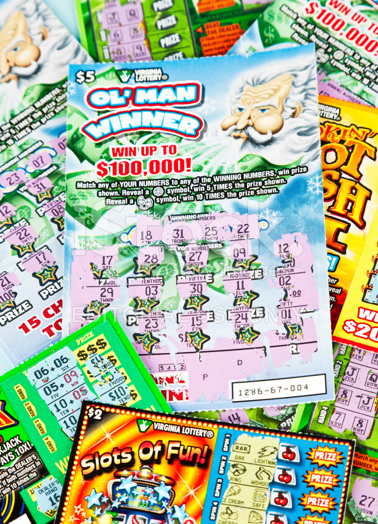 Losing Lottery Scratch Off Cards Stock Photos - FreeImages com