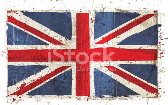 Aged great britain flag stock photos - Dibujo bandera inglesa ...