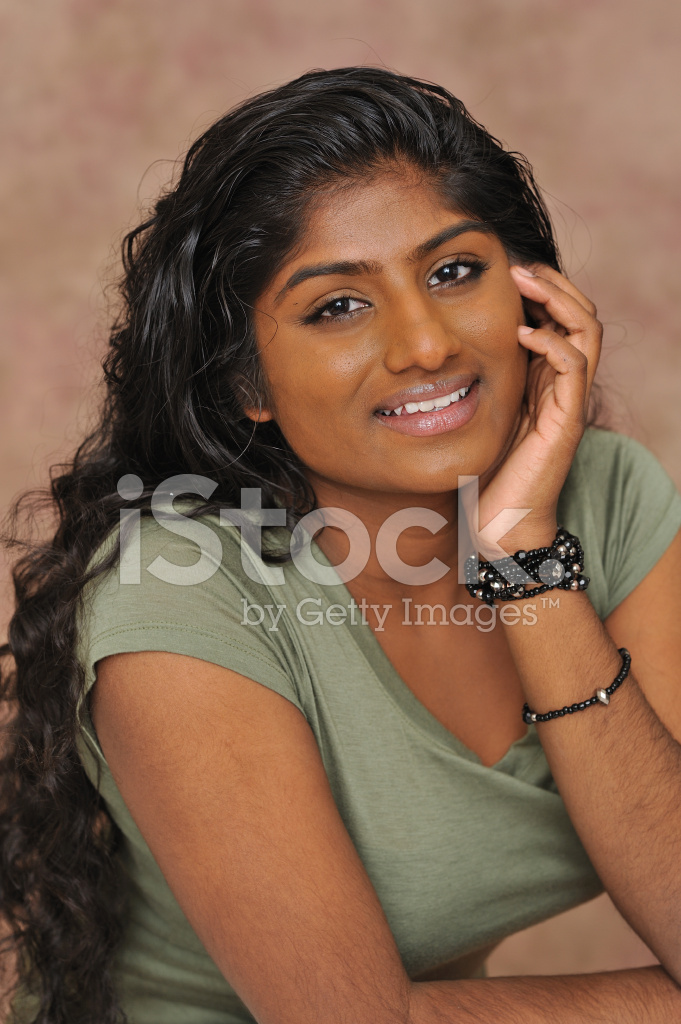 headshot of young indian woman stock photos   freeimages