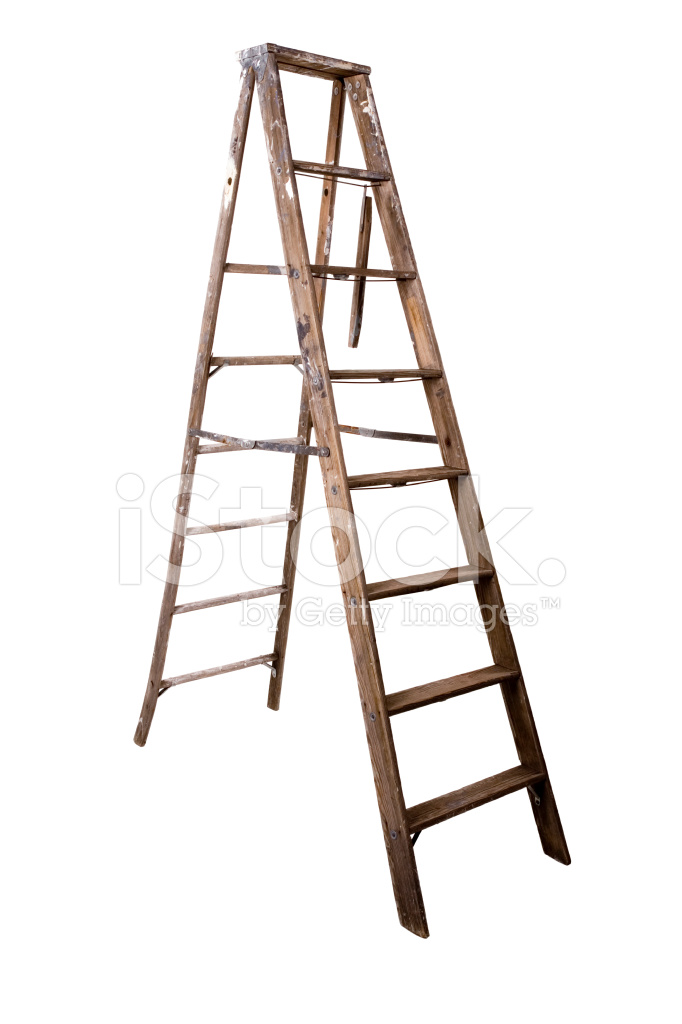 Old Wooden Ladder Stock Photos Freeimages Com