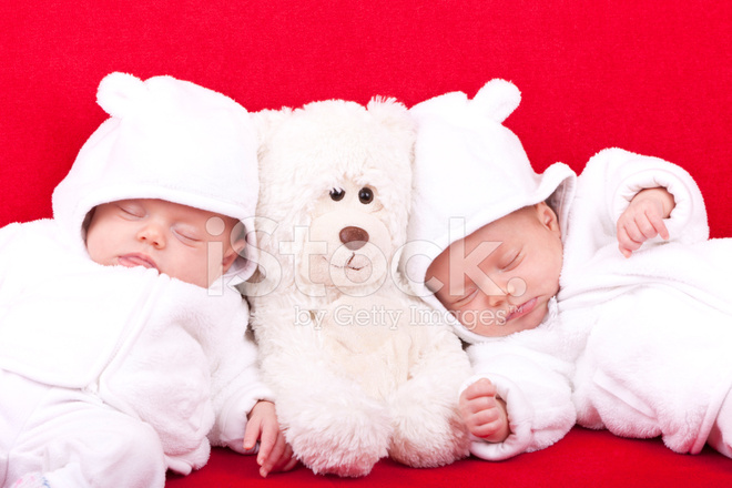 Identical Twin Baby Sisters Stock Photos FreeImagescom