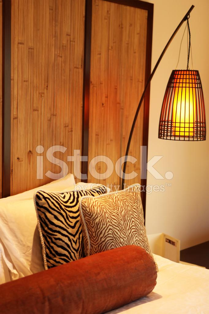 Intérieur DE Chambre D\'hôtel DE Luxe DE Style Africain Aux ...