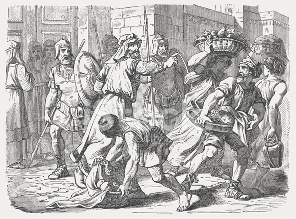 Image result for nehemiah the wall defended