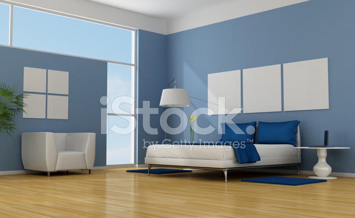 Camera Da Letto Blu : Come scegliere i colori giusti per la camera da letto