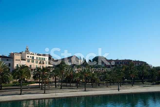 Museo episcopal palma de mallorca islas baleares stock - Mallorca islas baleares ...