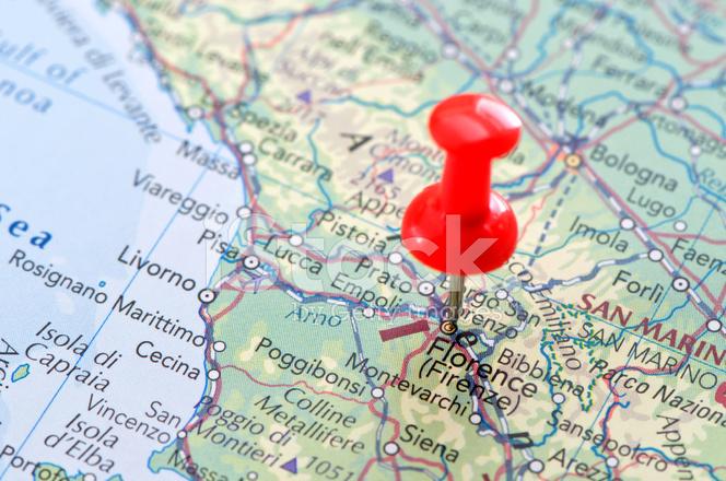 florence karta Карта Флоренции Стоковые фотографии   FreeImages.com florence karta