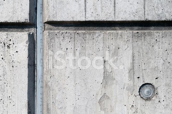 nahaufnahme von einer betonwand mit dehnungsfuge. Black Bedroom Furniture Sets. Home Design Ideas