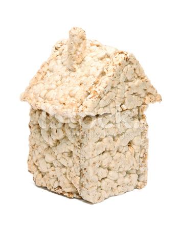 Quellstarke Weizen Kuchen Haus Stockfotos Freeimages Com